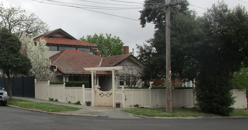 Camberwell Double Storey Dwelling