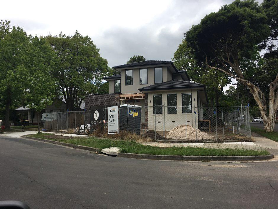 Mitcham New Home
